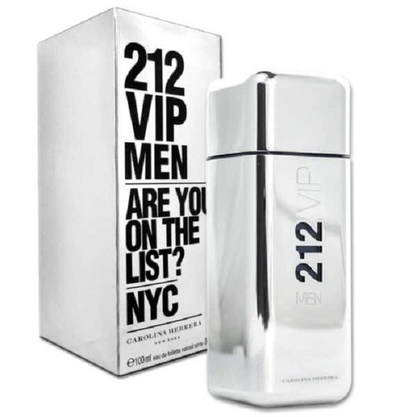کارولینا هررا 212 وی آی پی مردانه 212 VIP Men