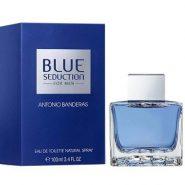 عطر مردانه آنتونیو باندراس (Antonio Banderas) مدل بلو سداکشن (Blue Seduction) حجم 100 میل