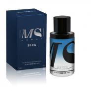 عطر مردانه مارکو سروسی (MARCO SERUSSI) مدل ام اس بلو (MS Blue) حجم 90 میل