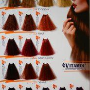 رنگ مو ویتامول سری مسی