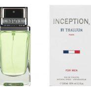 عطر مردانه پاریس بلو (Paris Blue) مدل اینسپشن (Inception) حجم 90 میل