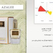 عطر زنانه دلئون (De Leon) مدل آزالی (Azalee) حجم 90ml