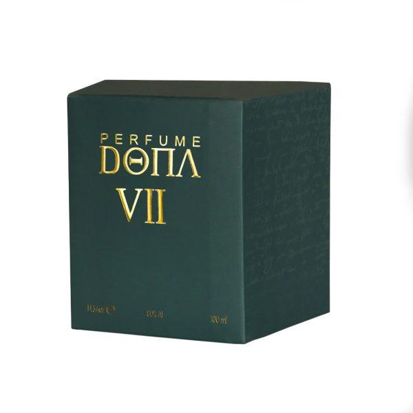 عطر زنانه دونا (Dona) مدل 7 (VII) حجم 100 میل