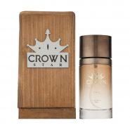 عطر مردانه کراون استار (Crown Star) مدل هی وود (He Wood) حجم 100 میل