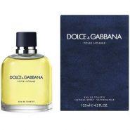 عطر مردانه دولچه گابانا (Dolce & Gabbana) مدل پور هوم (Pour Homme) حجم 125 میل