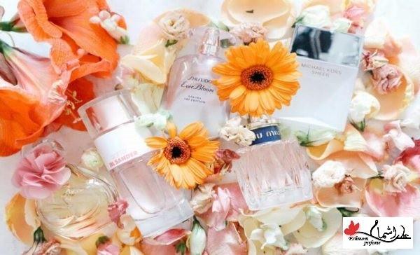 گروه بویایی گُلدار (Floral)