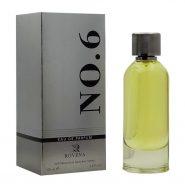 عطر مردانه روونا (Rovena) مدل باس شماره شش یا نو6 ( Boss No.6) حجم 100 میل